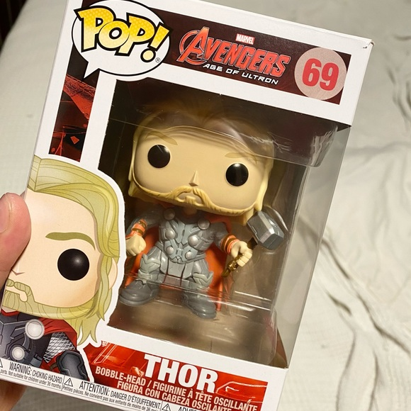 Thor funko pop ✨